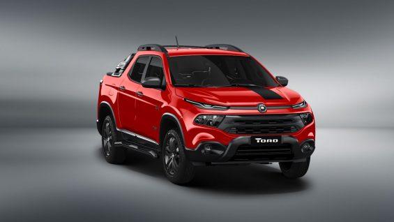 fiat toro 2020 s design 3 4 vermelha
