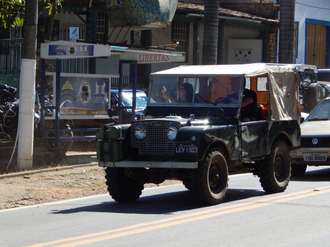 raid estrada real land rover