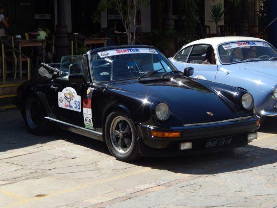 raid estrada real porsche 911 cabrio