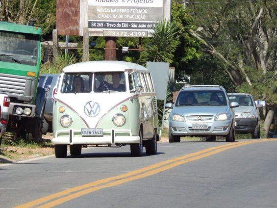 raid estrada real kombi