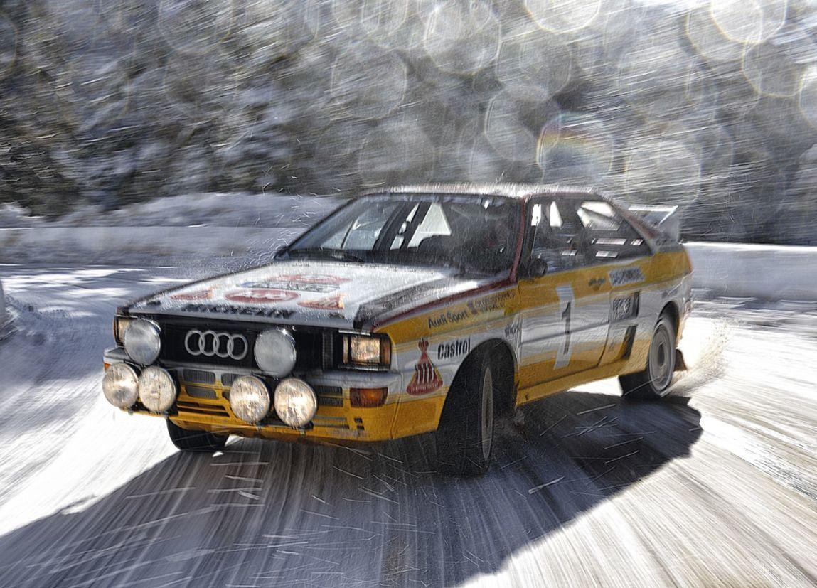 audi rallye quattro a2 1984 Separamos alguns dos destaques de um dos maiores eventos automobilísticos, o Festival de Velocidade de Goodwood, que reúne carros antigos, novos e raros