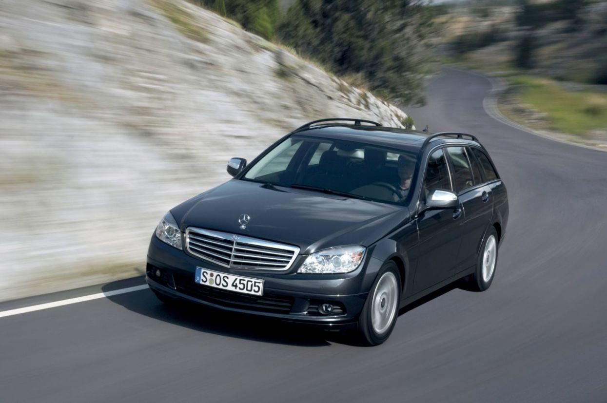 station wagon: mercedes benz c200 estate