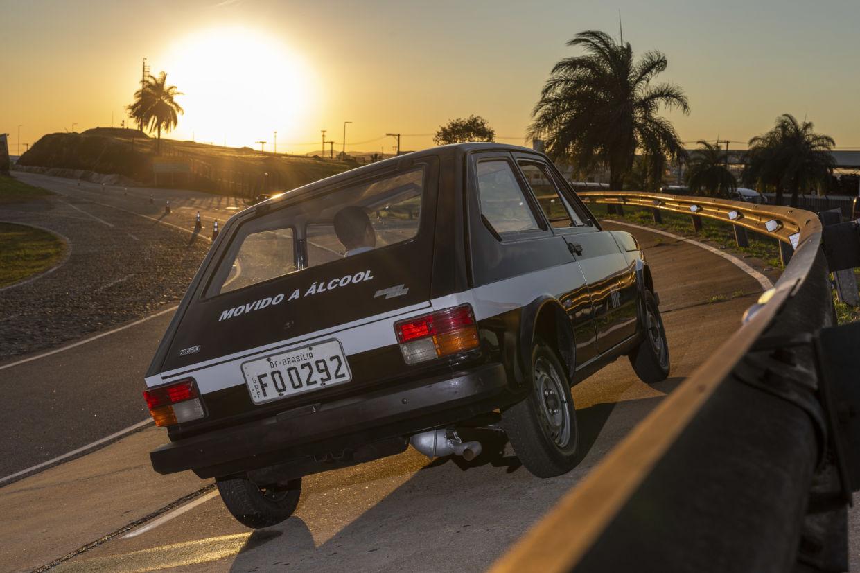 primeiro carro a alcool fiat 147 4 Minas Gerais 300 anos