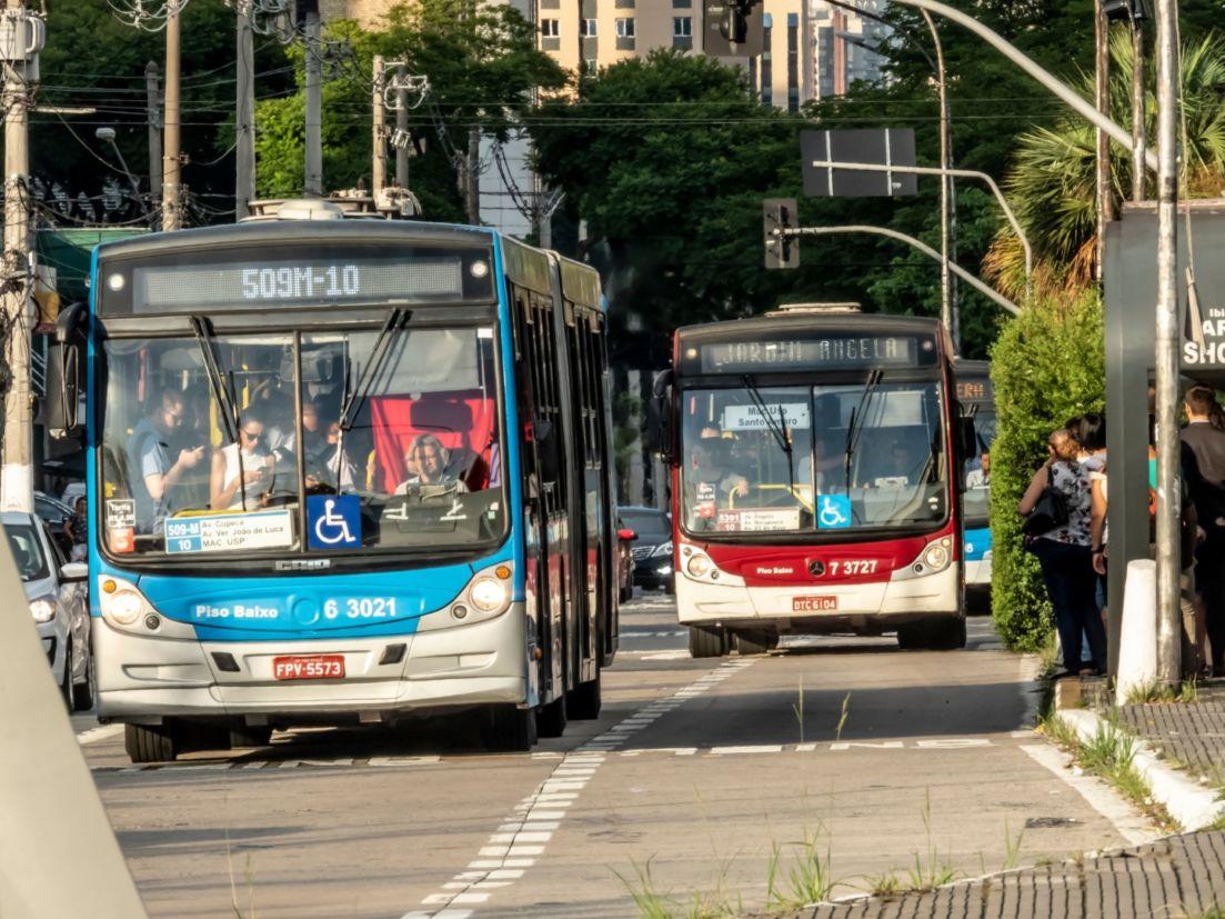 onibus sao paulo mobilidade urbana