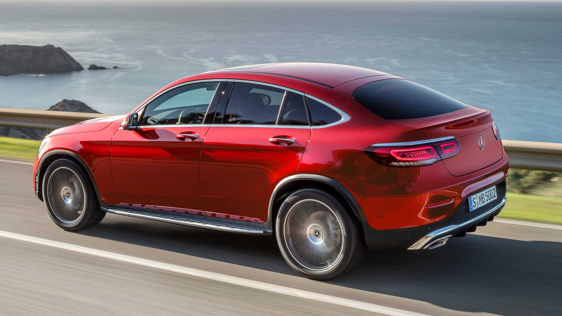 mercedes glc coupe 2019 1