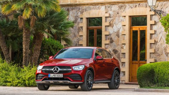 mercedes glc coupe 2019 4