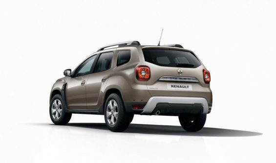 renault duster 725