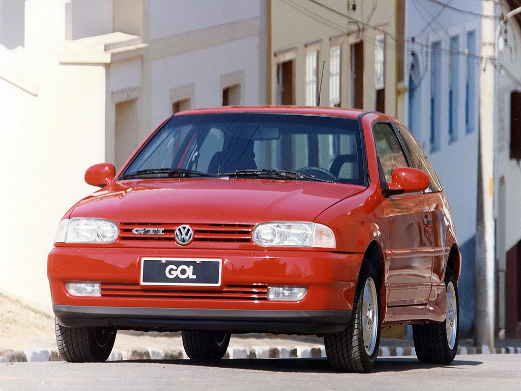 volkswagen_gol_gti_g2 Antigos carros esportivos Volkswagen: relembre as siglas famosas