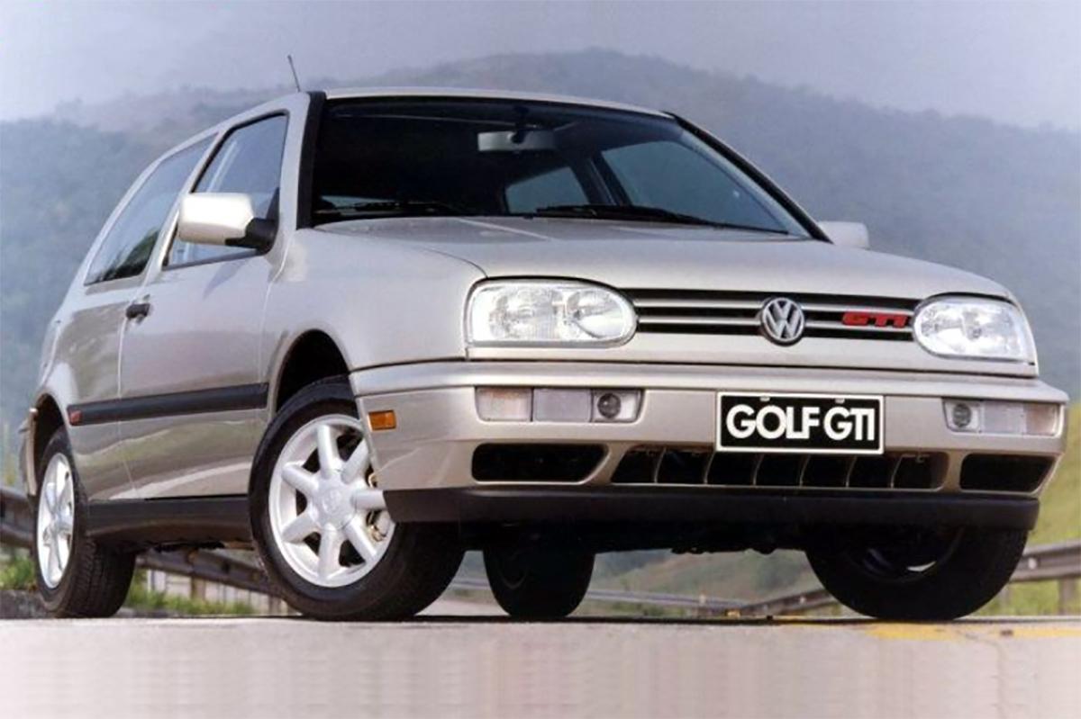 volkswagen-golf-gti Antigos carros esportivos Volkswagen: relembre as siglas famosas