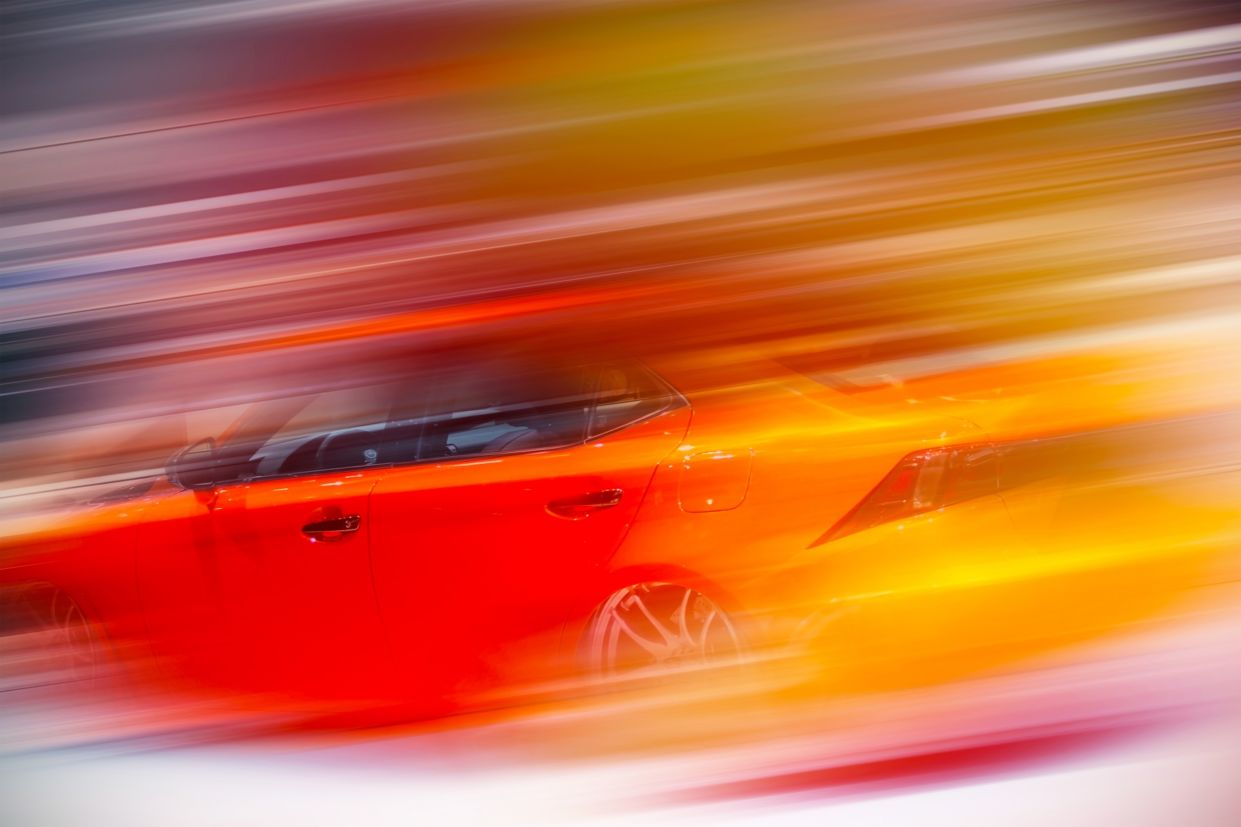sonhar com carro cores