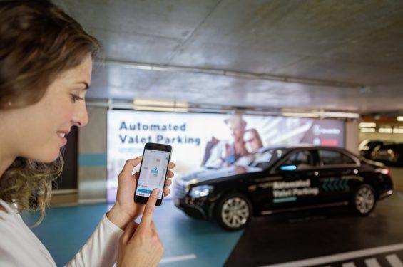 estacionamento autonomo app