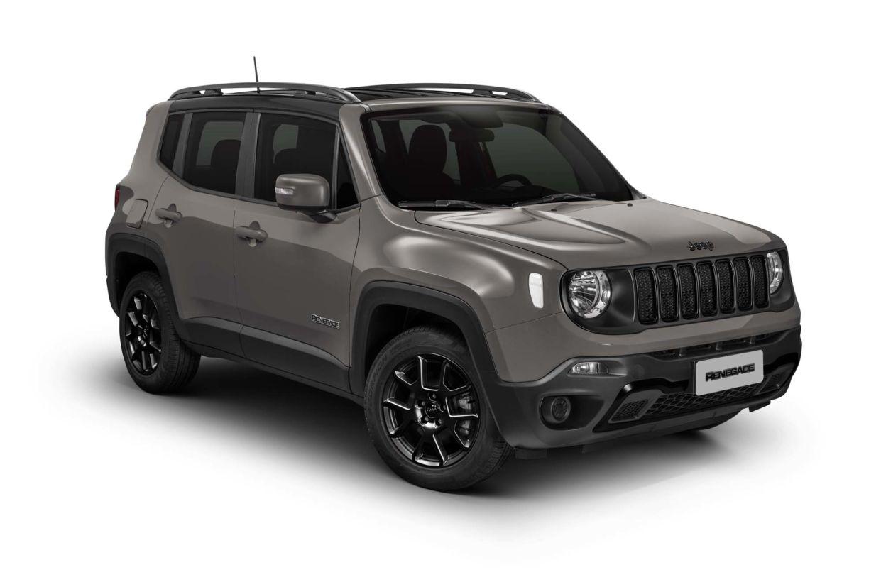 novo jeep renegade 2020 dianteira