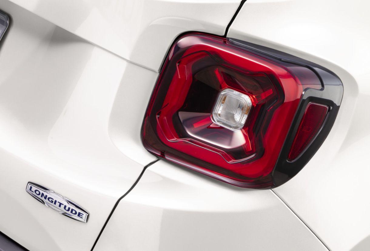 novo jeep renegade 2020 longitude lanternas em led