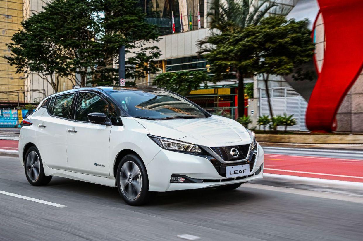 nissan-leaf-2020 Carro do Ano 2020: Corolla é o escolhido dos especialistas
