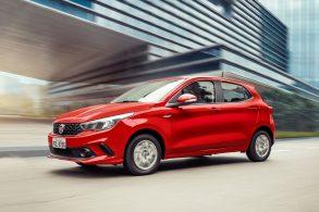 Carros mais vendidos do Brasil: Fiat Argo toma a liderança em maio