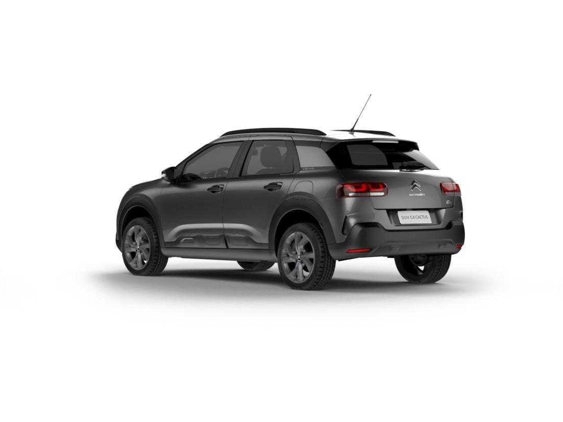 Versão do utilitário da Citroën, C4 Cactus para Pcd, voltou a contar com acessórios que havia perdido, e manteve preço de R$ 55 mil