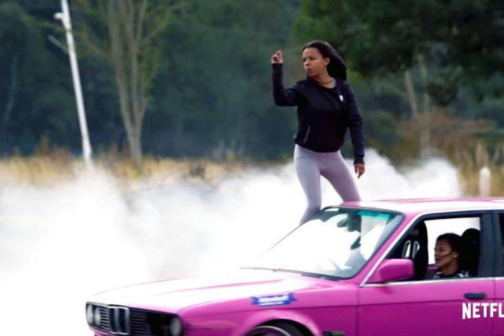 hyperdrive netflix reality show de corrida de carros