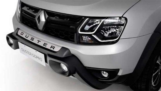 Renault Duster GoPro é tentativa da marca francesa de aumentar as vendas de seu SUV veterano. Acabamentos especiais podem equipar versões 1.6 e 2.0.