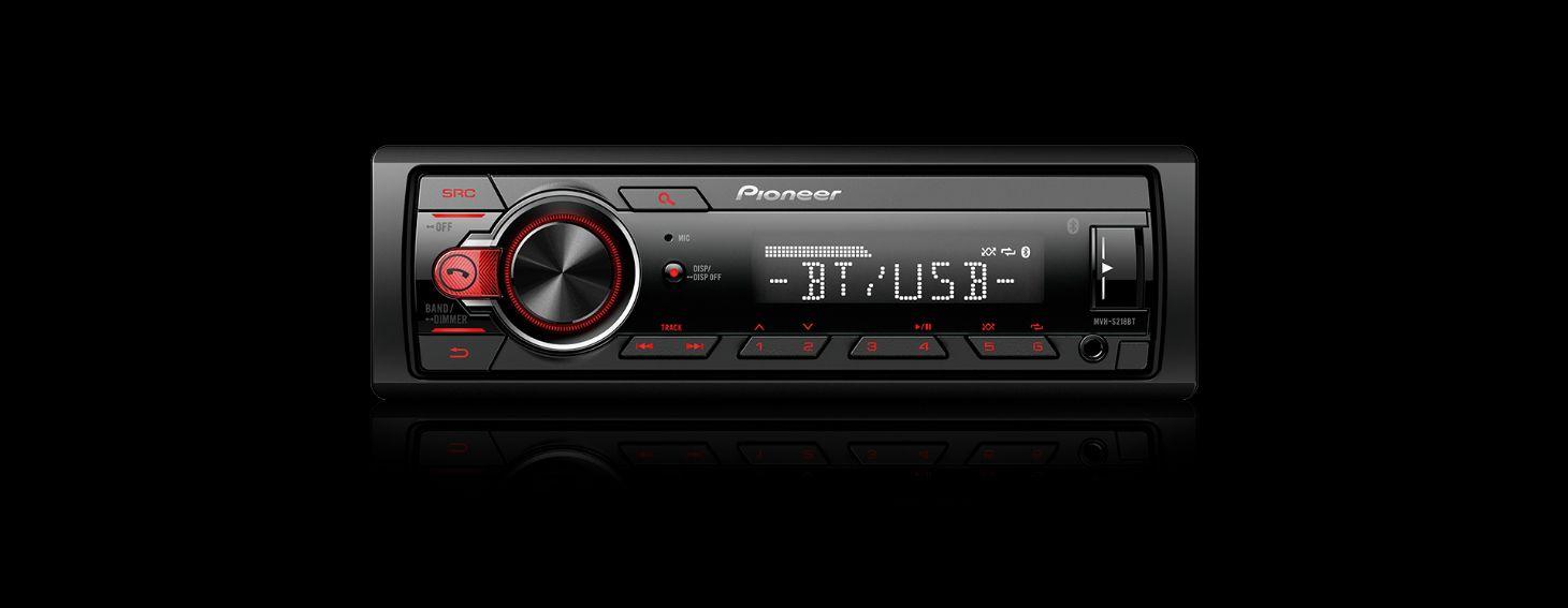 radio pioneer nissan frontier