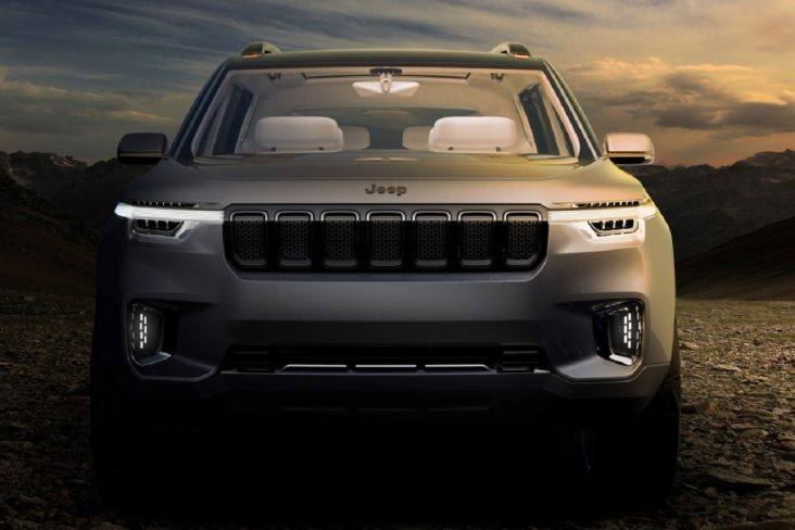 novo jeep grand commander prototype