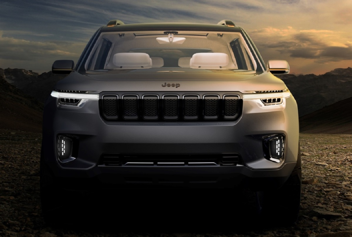 novo jeep grand commander prototype