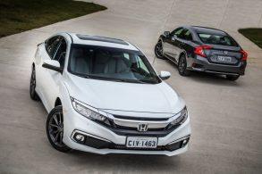 Honda Civic está nas últimas e vai sair de linha até o fim do ano