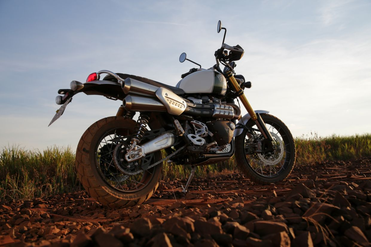 Triumph Scrambler 1.200 XE