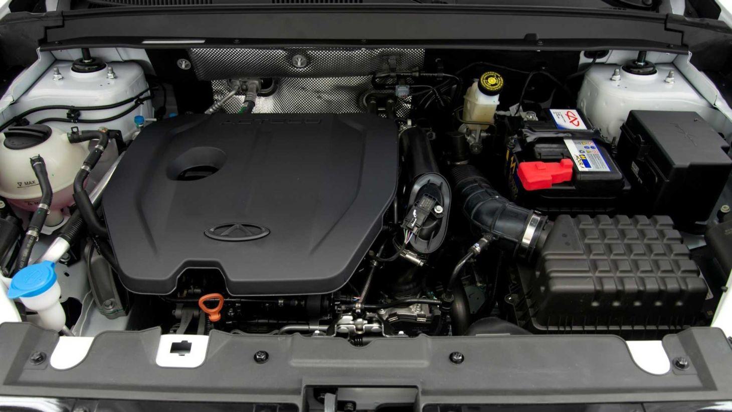 motor Tiggo 7
