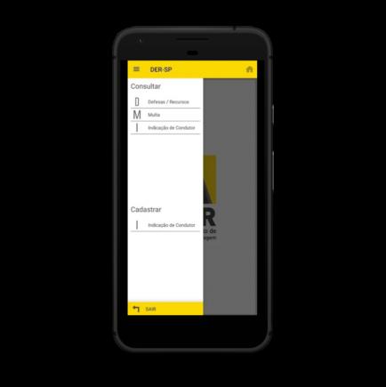 aplicativo der consultar multas funcoes pixel quite black portrait