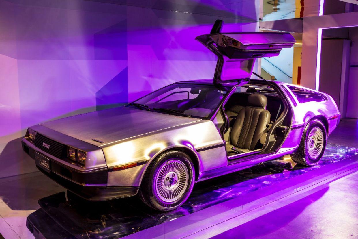 Design: DeLorean foi desenhado por Giugiaro
