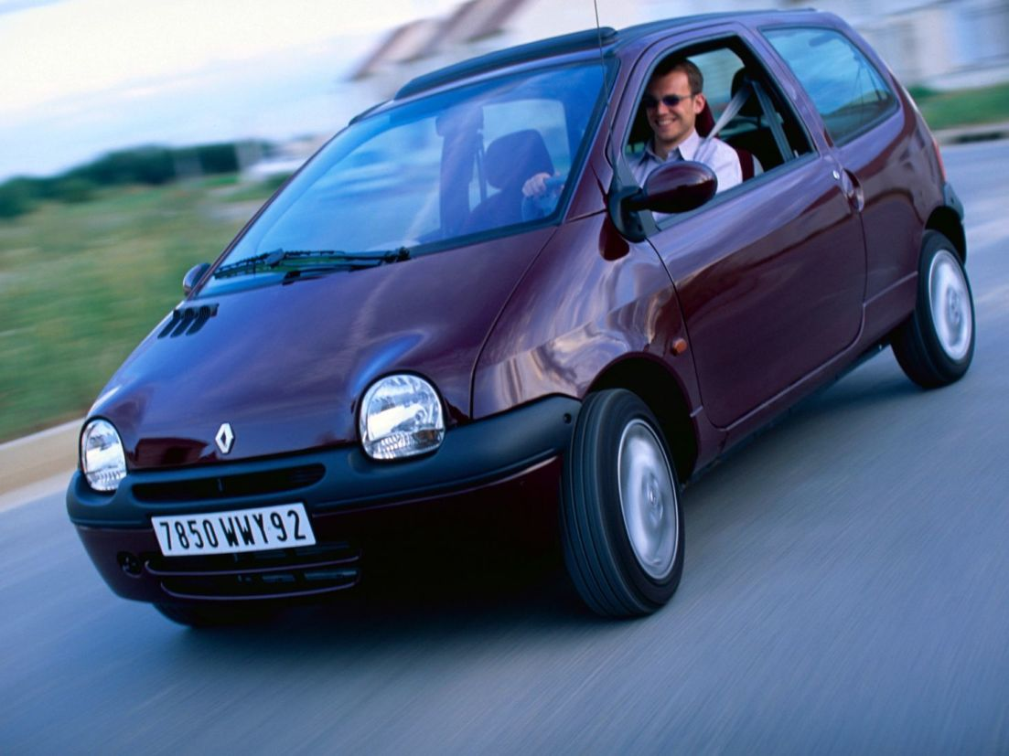 renault_twingo Carros pequenos: 10 modelos novos e usados bons de ter...