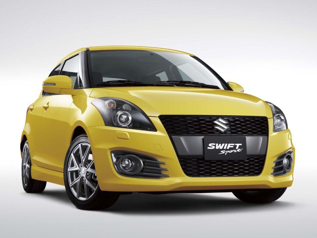 suzuki_swift_sport Carros pequenos: 10 modelos novos e usados bons de ter...