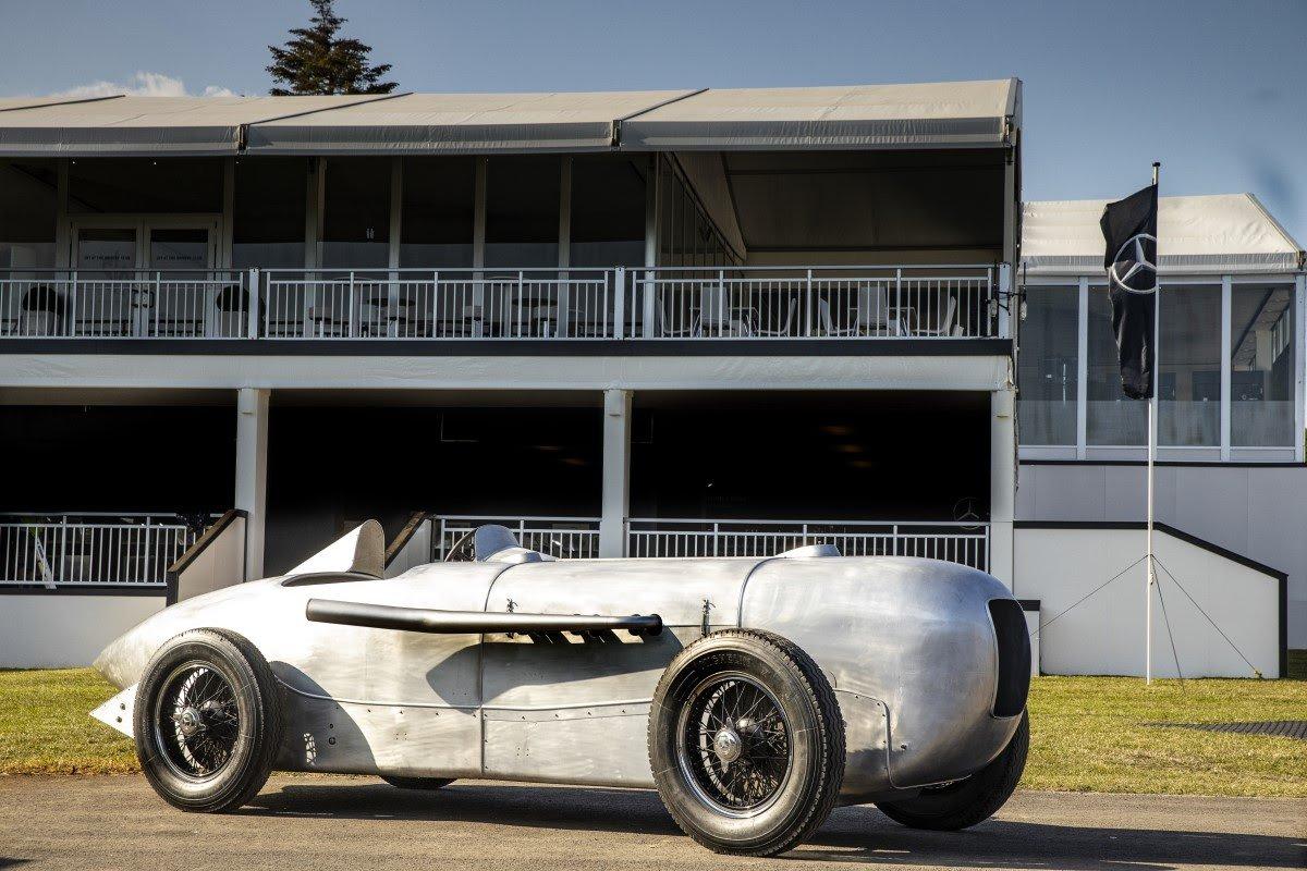 mercedes sskl streamliner 1932 silver arrow flecha de prata Pebble Beach 2019 contará com uma exposição dedicada ao clássico GT Lamborghini Miura, um Porsche mais velho que a própria marca, e mais atrações.