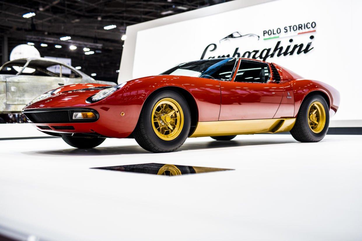 lamborghini miura chassi 3673 Pebble Beach 2019 contará com uma exposição dedicada ao clássico GT Lamborghini Miura, um Porsche mais velho que a própria marca, e mais atrações.