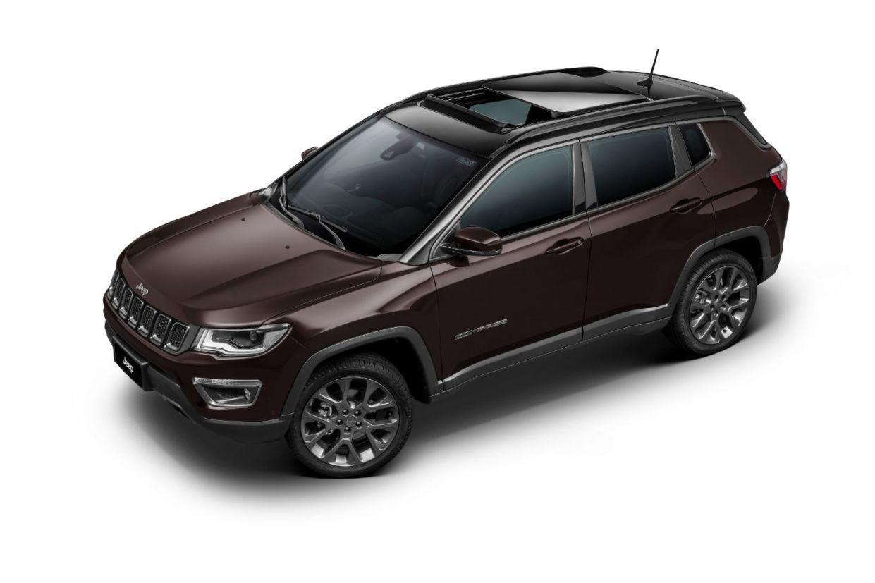 jeep compass 2020 serie s frente