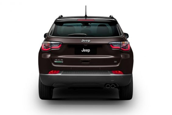 jeep compass 2020 serie s traseira