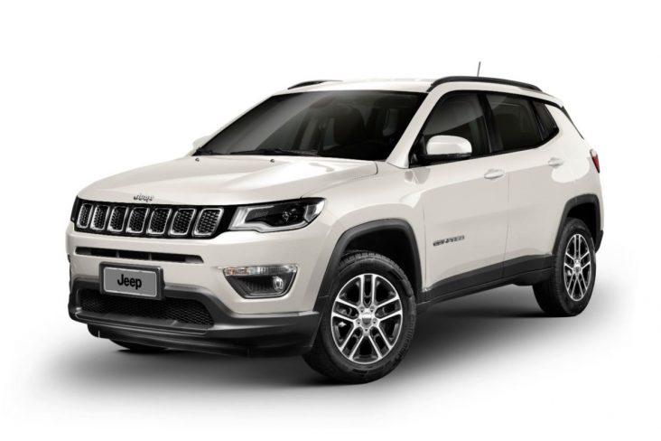 jeep compass 2020 sport frente