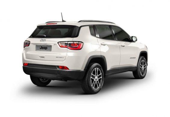 jeep compass 2020 sport traseira