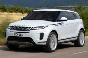 [Recall] Land Rover convoca os Evoque elétricos e híbridos leves