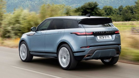 2020 range rover evoquese r dynamic traseira