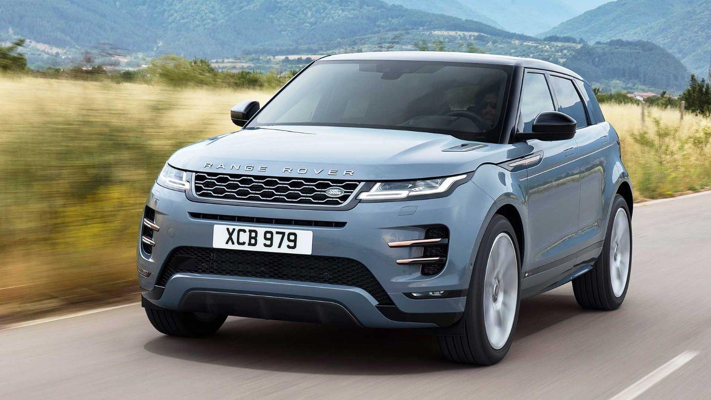 2020 range rover evoque se r dynamic frente