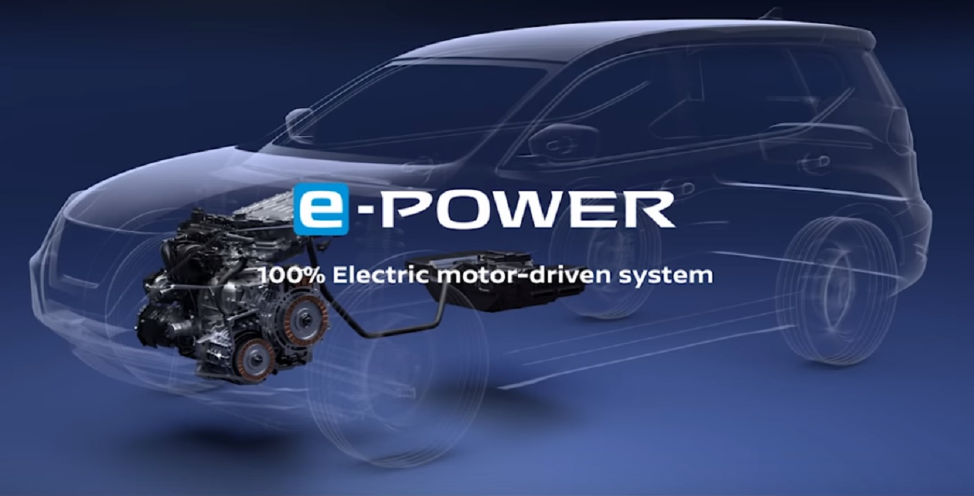 nissan e power hibrido