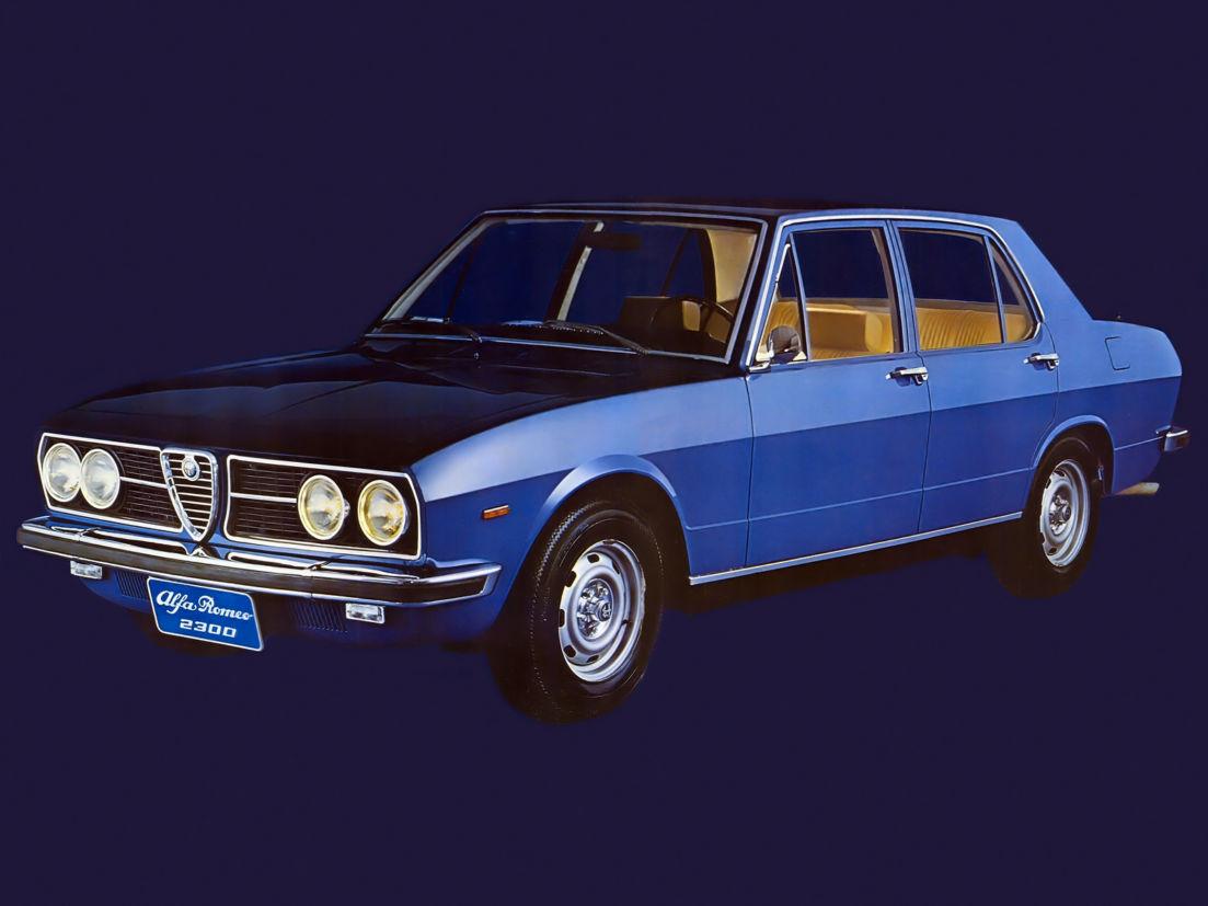 alfa_romeo_2300 Carros fracassados: 10 fiascos da indústria automobilística