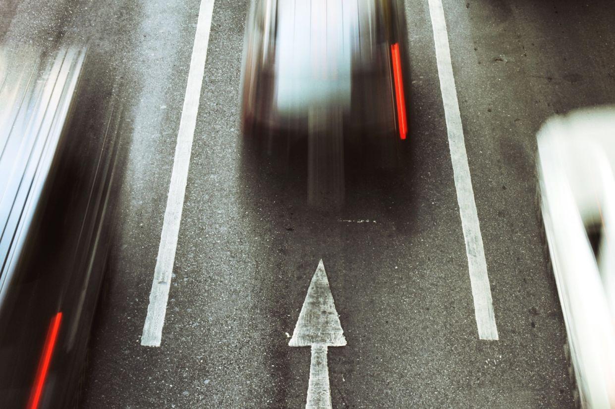 transito estrada rua
