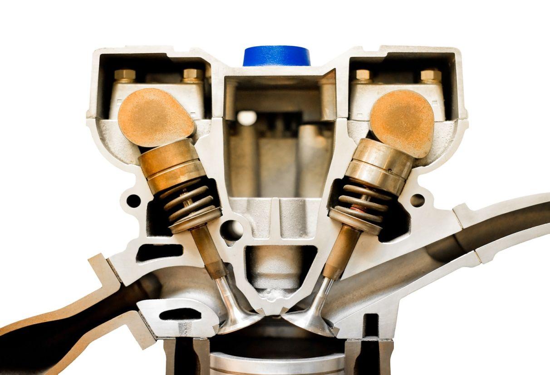 valvulas-motor Você sabe o que é virabrequim e biela? Conheça as principais peças do motor...
