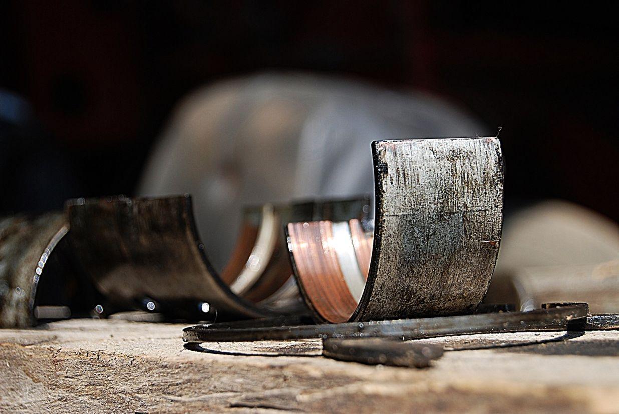 casquilhos-virabrequim Você sabe o que é virabrequim e biela? Conheça as principais peças do motor...