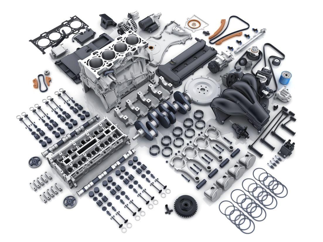 motor completo bloco cabecote biela virabrequim