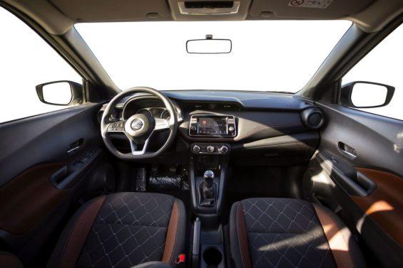 kicks special edition interior