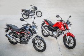 Confira quais são as motos mais vendidas do Brasil