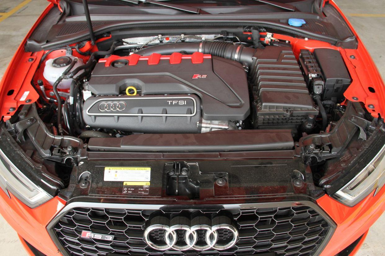 audi rs3 motor